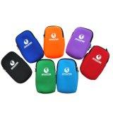 Noval Luminous Custom Logo Armbag Sporting Acessórios para telefone Saco de pulso