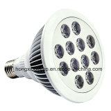 LED 플랜트는 가벼운 PAR38 12W를 증가한다