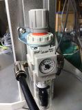 Pérdida de plástico en el sistema de control gravimétrico de medición de peso