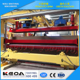 Paramètres d'usine d'AAC, machine de bloc d'AAC