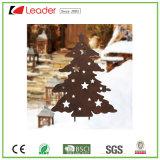 Коль сада силуэта рождественской елки металла для подарков и украшения рождества