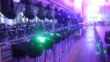 Lumière intense principale mobile d'effet de la lumière 40W de DEL pour la lumière de disco de lumière d'étape