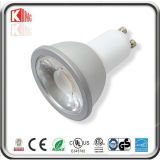 MAZORCA GU10 LED de ETL 7W 630lm Dimmable