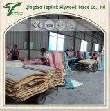 De Facotry de las ventas tarjeta de la madera contrachapada marina del álamo directo/capa fenólicas del obturador