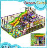 Kind-Plastik schiebt Spielplatz mit pädagogischen Vorschulspielwaren für Kinder