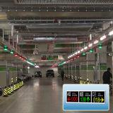 Sistema di guida di parcheggio per trovare lo schermo del messaggio di parcheggio LED