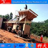 tipo mina de la criba del oro 50-70t/H de oro que separa la máquina