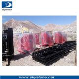 Drahtsägemaschine für Granit Steinbruch Bergbau