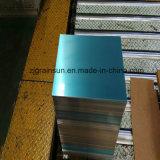 Feuille en aluminium pour le mur rideau