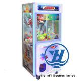 Máquina de juego premiada de la garra de la grúa del regalo de la diversión (ZJ-CG07)