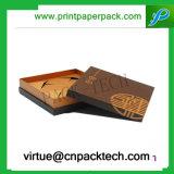 敏感で美しく堅い肩の装飾のブティックのギフト用の箱
