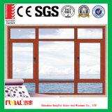 Finestra di vetro della stoffa per tendine del doppio facile dell'installazione