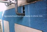 Reja moldeada fibra de vidrio Grating de FRP/GRP con cerrado fuertemente