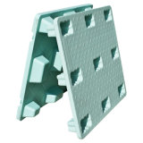 Paleta plástica hueco del moldeo por insuflación de aire comprimido