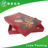 Crear el rectángulo para requisitos particulares de papel acanalado de empaquetado impreso para enviar o expidir