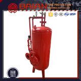 Tank van de Blaas van het Schuim van de Brand van het Systeem van het schuim de Dovende