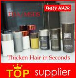 Do tratamento quente da perda de cabelo do Sell do cabelo de Concealer fibras novas do edifício do cabelo da queratina inteiramente