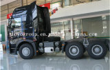 HOWO A7の頑丈なトラックヘッド、トレーラーのトラクター