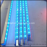 8mm starkes Glasclip-Licht des aluminium-LED