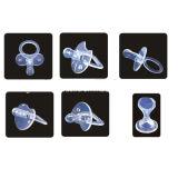 Fournitures médicales et produit liquide en caoutchouc de silicones de raccords de bébé