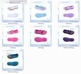 Ботинки сандалий малышей ЕВА, плоские ботинки сандалий девушки с фикчированной планкой