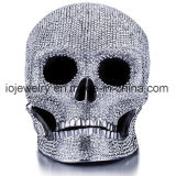 High End 316 Stainless Steel Metal Craft Big Decorative Skull