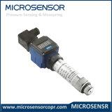 Transmisor de presión de diafragma Flush para ropy Medio