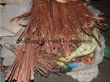 Cobre puro de Millberry, desechos de cobre, desecho 99.9% del alambre de cobre con precio de fábrica