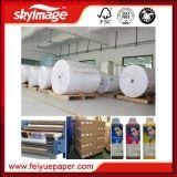 36inch 45GSM de antienrollamiento ayunan papel de transferencia seco de la sublimación (la fabricación)