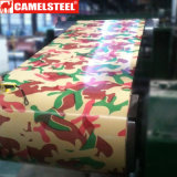 Farbe beschichtete gedruckten den Stahlring/die Verkäufe des Blumen-Muster-PPGI/Best/Stahlring/Gebäude