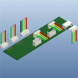 절연제 진지변환 기술 (IDT) Rast 2.5 전원 연결 장치
