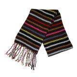 Цветастый Striped шарф типа (JRI014)