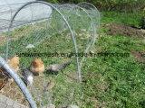 Высокое растяжимое Hex плетение ячеистой сети
