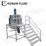 Liquide de shampooing d'acier inoxydable lavant le mélangeur d'homogénéisation de gel douche détergent