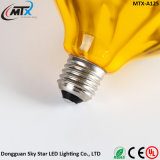 2017の新しい3W LEDの球根は白いE27 220Vの省エネの球根のホーム装飾の照明のためのレトロのガラスエジソンの電球のフィラメントランプを暖める