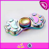 El Special antiesfuerzo del metal del hilandero de la persona agitada del EDC del adulto creativo necesita los juguetes W01A230
