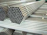 Безшовная труба горячего DIP гальванизированная стальная
