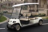 Automobile facente un giro turistico elettrica di 4 Seaters per il terreno da golf