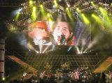 Heiße farbenreiche im Freien LED Bildschirme des Verkaufs-P4.81 für Konzert-Stadium