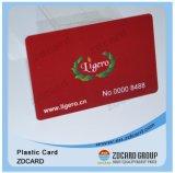 Schede di norma ISO Delle schede magnetiche per identificazione