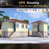 Fácil instalar la casa de protector movible modular verde para la venta