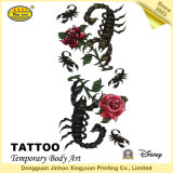 OEM de fábrica tatuajes temporales engomadas impermeables (JHXY-TTS01)