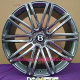 A roda de alumínio personalizada do carro orlara a réplica da roda da liga de Bentley