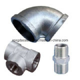 Pipe Fittings, Steel Casting를 위한 주문을 받아서 만들어진 Stainless Steel