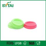 Крышки различной конструкции Eco-Friendly здоровые рециркулированные пластичные для бумажного стаканчика