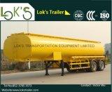 Straßentankfahrzeug/Kraftstoff-Tanker-halb Schlussteil