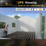 Fácil instalar a casa de protetor móvel modular verde para a venda