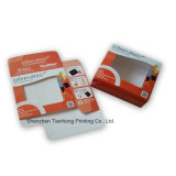 Cajas de empaquetado plegables de la aduana (OEM-BX033)