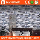 Surtidores caseros de lujo del papel pintado del ladrillo 3D de la decoración de China