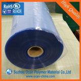 Pellicola rigida farmaceutica del pacchetto di bolla del PVC della plastica 0.5mmthermoforming